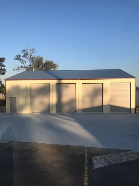 Industrial Sheds - Boonah Sheds - Sheds and Concrete