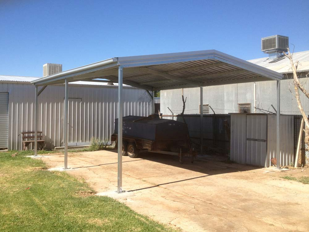 Carports - Boonah Sheds - Sheds and Concrete